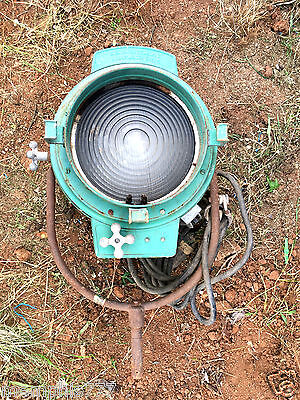 Vintage Paramount Desilu Movie Stage Lights Lucille Ball I Love Lucy Show RKO
