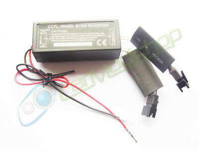 Replacement Front Right Left CCFL Angel Eyes Inverter Ballast Custom Lighting