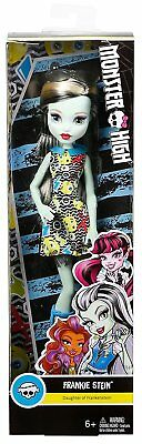New Official Monster High Frankie Stein Doll