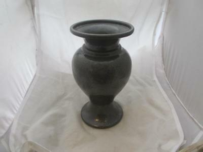 Solkets English Pewter Vase W.H Haseler For Liberty Antique C1910. ATB03073