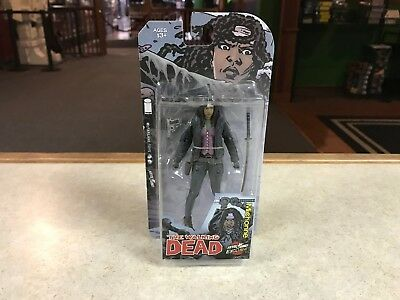 The Walking Dead Michonne 2015 Exclusive Color Variant Figure Skybound McFarlane