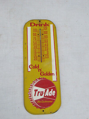 Tru-Ade Thermometer Cold 'n' Golden 16 Inch Nr