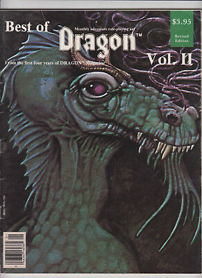 TSR - Best of The Dragon Magazine Vol. II - 80er Jahre - Revised edition