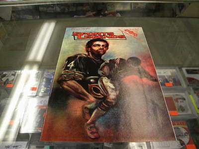 Walter Payton Chicago Bears Football Sports Legends Comic Book