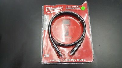 48-53-0125 Milwaukee M12 M-Spector Av Camera Cable 17Mm