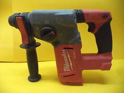 Milwaukee M18CH 18V Li-ion Cordless Brushless 26mm Rotary Hammer- Skin Only