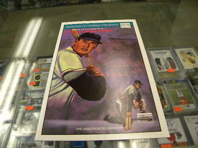 Ted Williams Boston Red Sox Personality Comic Book