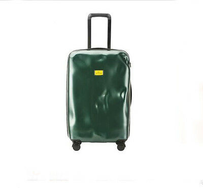 Green Especial L40*W26*H64 CM 24 inchs Universal Wheel PC+ABS Travel Suitcase.