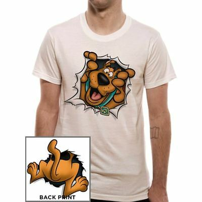 Scooby Doo Supernatural Official Scoobynatural Mystery Machine Black Mens Tshirt