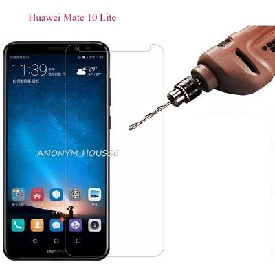 Verre Trempe Tempered Glass Film Protecteur Screen Protector Huawei Mate 10 Lite