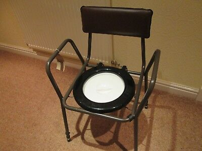COMMODE Chair - £20.00 | PicClick UK