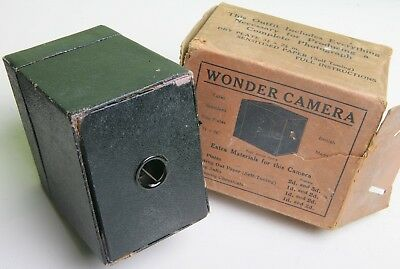 Please Save 'the Wonder Camera' - For Display Or Renovation