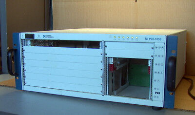"""National Instruments Chassis PXI-1036 19"""" rack mount"""
