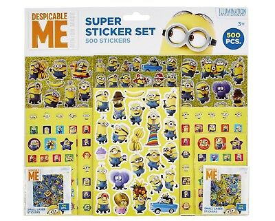 Super Sticker Set Pyramid Ps7322-500 Aufkleber Pcs. Spider-man™