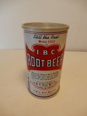 Vintage IBC Root Beer Transistor Can Radio St. Louis Hazelwood MO Works