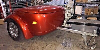 2001 Plymouth Prowler Base Convertible 2-Door Plymouth Prowler Original Trailer in great LIKE NEW conditions