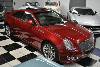 2011 Cadillac CTS PREMIUM - LOADED - NAVI - REAR CAM - SUNROOF 2011 Cadillac Carfax Certified! Only 56,286 Miles!