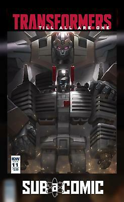 TRANSFORMERS TILL ALL ARE ONE #11 (IDW 2017 1st Print) COMIC