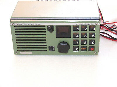 sailor VHF Marine Radio type RT 2048