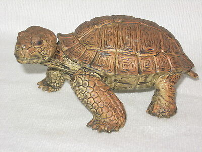 AAA Tortoise Large Turtle Model Toys Figurines Replica Forest Zoo Animals