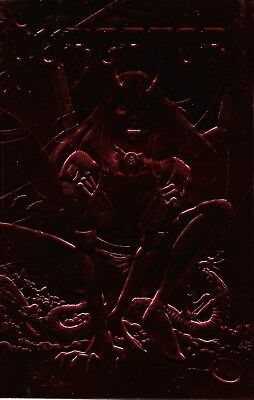 Purgatori: The Vampires Myth No.1 / 1996 Limited Red Embossed Cover