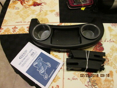 Graco FastAction Fold Jogger Click Connect Stroller Snack TRAY Replacement Parts