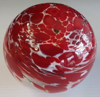 art glass float, Lincoln City Finders Keepers, Oregon Coast, 2006, rrr11865