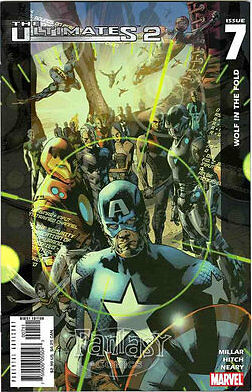 Ultimates 2 #7 (Sep 2005, Marvel) VF/NM