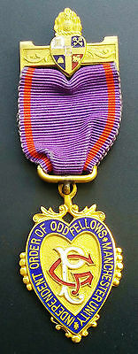 Independent Order of Oddfellows - Manchester Unity - W. Batty and Sons - B8D104