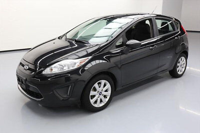 2012 Ford Fiesta  2012 FORD FIESTA SE AUTO CRUISE CTRL CD AUDIO 28K MILES #182733 Texas Direct