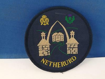 Girl Guides International Netherurd Patch Collector Badge