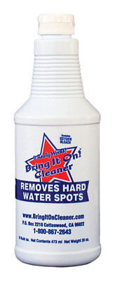 Bring It On Cleaner  Water Spot Remover  16 oz.
