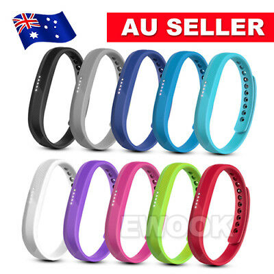 Wireless Bracelet Wristband Replacement Band Large Small+Clasp for Fitbit Flex 2