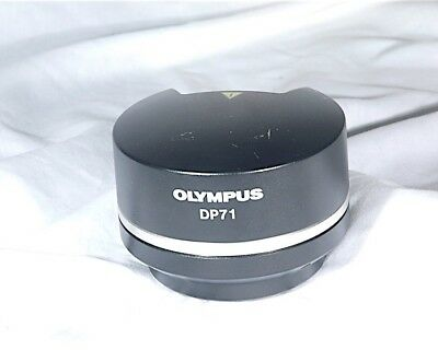 Olympus DP71 12.5 Megapixel Microscope Camera