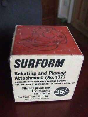 Surform Rebating And Planing Attachment