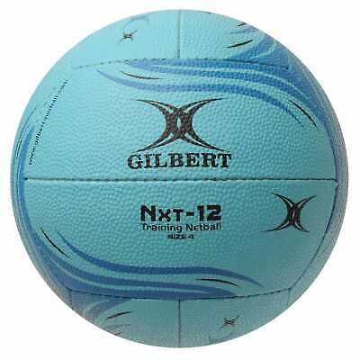 Gilbert NXT12 Netball Playing Sports 12 Panels Ball Accessories