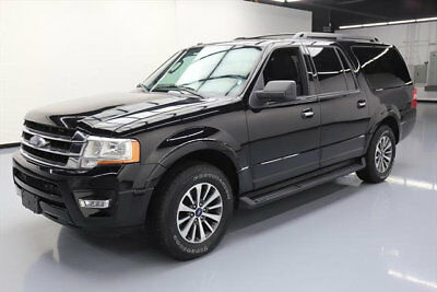 2016 Ford Expedition  2016 FORD EXPEDITION XLT EL ECOBOOST 8-PASS 51K MILES #F55423 Texas Direct Auto