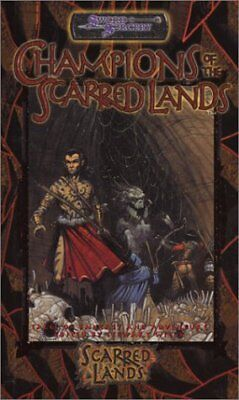 The Scarred Lands Anthology (Sword Sorcery) | Buch | gebraucht