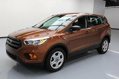 2017 Ford Escape S Sport Utility 4-Door 2017 FORD ESCAPE S REARVIEW CAM SYNC CRUISE CONTROL 22K #D72613 Texas Direct