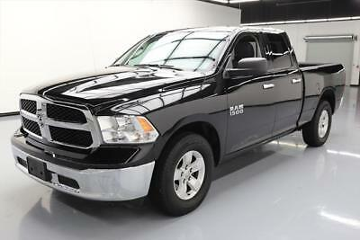2017 Dodge Ram 1500 SLT Crew Cab Pickup 4-Door 2017 DODGE RAM 1500 SLT QUAD 6-PASS BEDLINER ALLOYS 15K #703307 Texas Direct