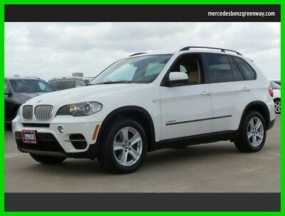 2011 BMW X5 35d 2011 35d Used Turbo 3L I6 24V Automatic All Wheel Drive SUV