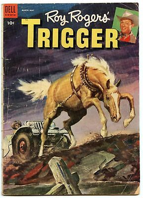 Roy Rogers' Trigger 12 May 1954 GD-VG (3.0)