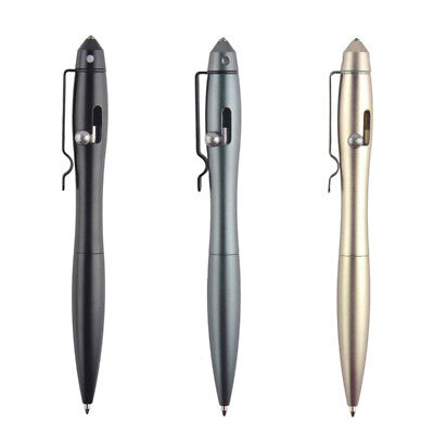1pc Outdoor Survival Self Defense Personal Safety Tactical Pen With Gift  2018