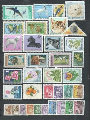 Hungary colourful  thematics, birds, dogs, flowers etc  [2153]