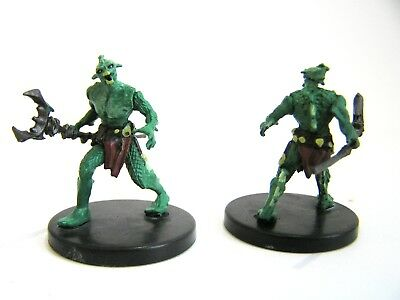 D&D Icons of the Realms - #004 Sahuagin Mystic - Classic Creatures