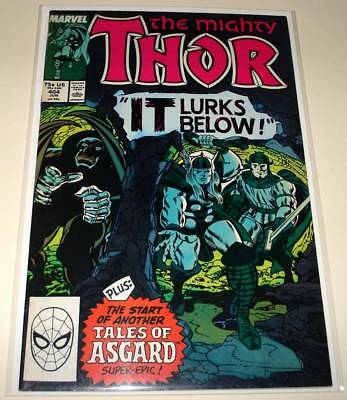 The Mighty THOR # 404  Marvel Comic  (June 1989)   FN