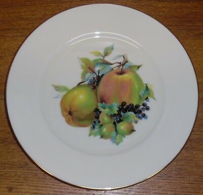 """Lenox China Fruit Dinner Plate - Special L18 - 10 3/4"""""""