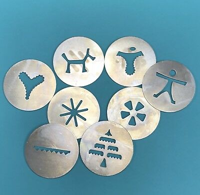 Wear-Ever Super Shooter Electric Cookie Canape Candy Maker 8 Discs Part 70001