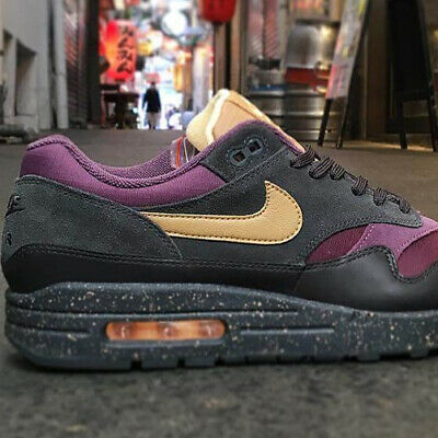 c2e0449a45 Nike Air Max 1 Premium Sneakers Anthracite Size 7 8 9 10 11 12 Mens Shoes