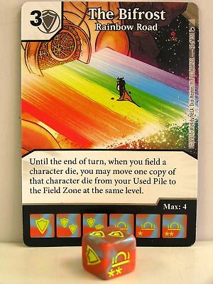 Dice Masters - 2x #046 The Bifrost Rainbow Road - The Mighty Thor